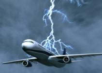 Rayo impacta a avión con destino a Perú