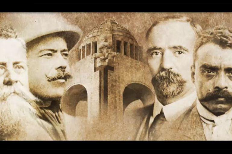 Hoy se celebra la Revolución Mexicana