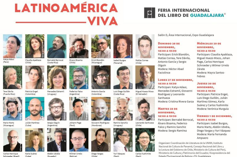 El Programa: FIL de Guadalajara