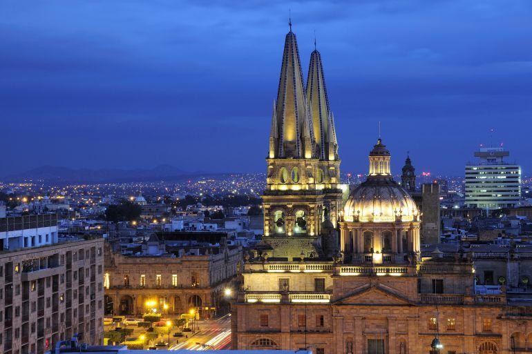 Guadalajara: La Sede