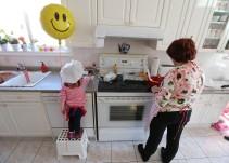 Cocinar en familia sirve para mejorar la alimentación