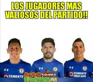 Liga MX: América vs. Cruz Azul: los mejores memes del partido de ida