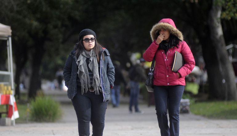 Clima hoy,27 noviembre 2017: Continuará ambiente seco y frío en gran parte del país