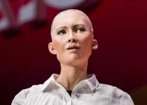 ¡Robot Sophia quiere tener hijos y familia!