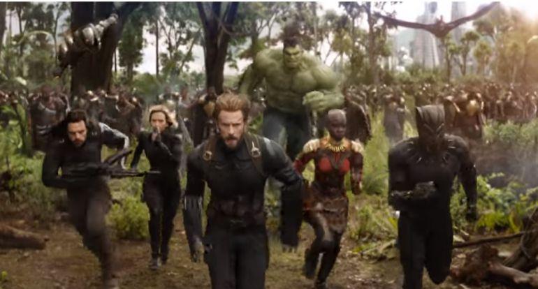 Marvel Studios: Avengers: Infinity War, la guerra comienza en primer tráiler de la cinta