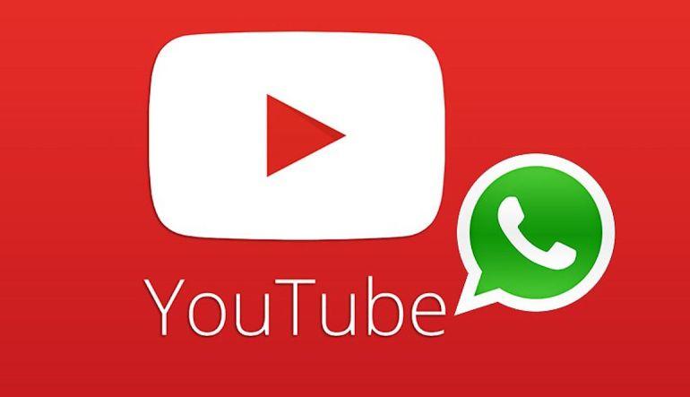 WhatsApp: Ya puedes reproducir videos de YouTube en WhatsApp