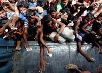 Youtubers hacen pedido para refugiados en Bangladesh