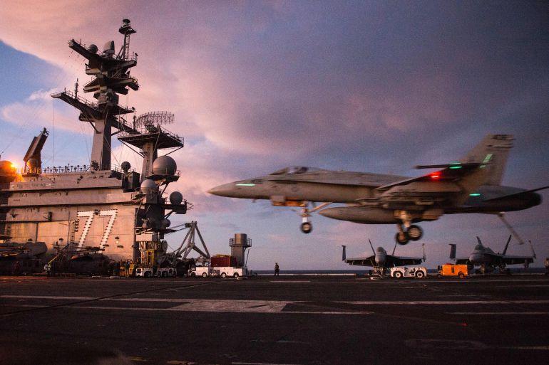 EE UU y Corea del Sur realizan sus mayores maniobras aéreas conjuntas