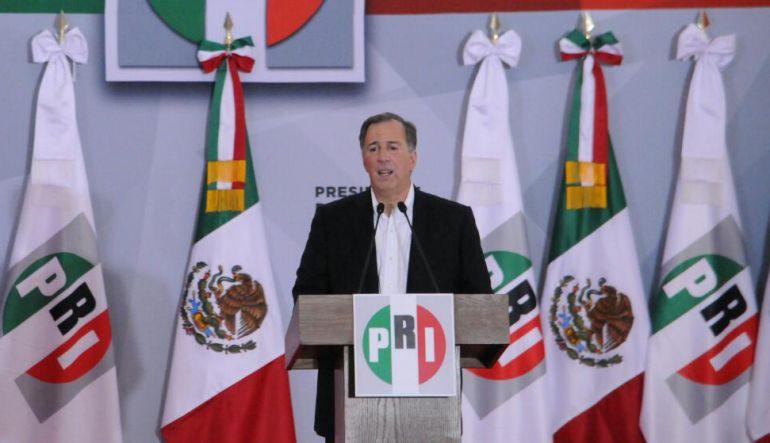 Meade ya es precandidato del PRI a la Presidencia