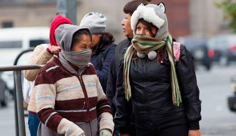 Clima hoy,4 diciembre 2017: Nuevo frente frío se aproxima al norte del país