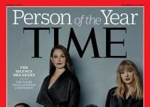 Time nombra a Persona del Año 2017 a la voces que rompieron el silencio contra el abuso