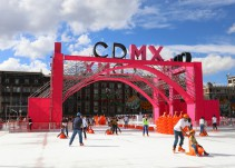 Todo lo que tienes que saber sobre la pista de hielo en la CDMX