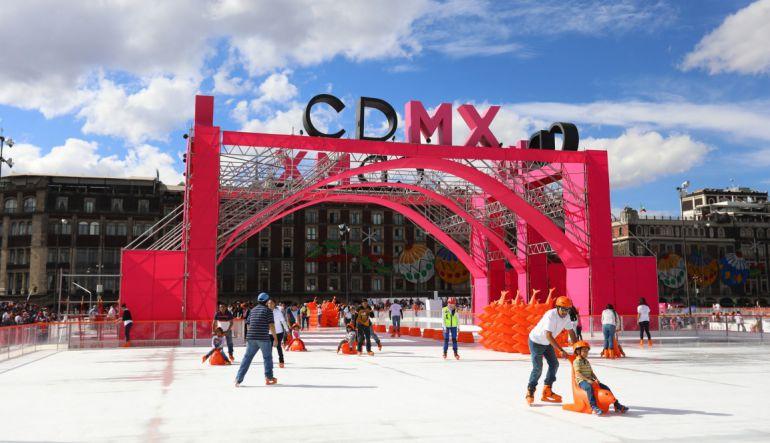 Pista de hielo Zocalo: Todo lo que tienes que saber sobre la pista de hielo en la CDMX
