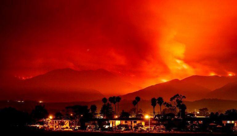 Instagram,Kate del Castilo: Kate del Castillo es evacuada de su casa por incendios en Los Ángeles