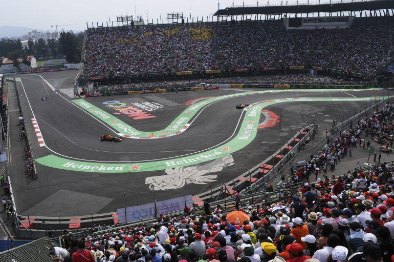 Gran Premio de México: El Gran Premio de México es el mejor evento de la Fórmula 1