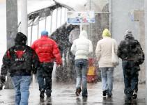 Prevén ambiente frío y caída de nieve sobre estados del norte y noreste del país