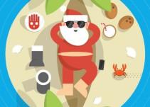 Google Maps nos muestra el recorrido de Santa