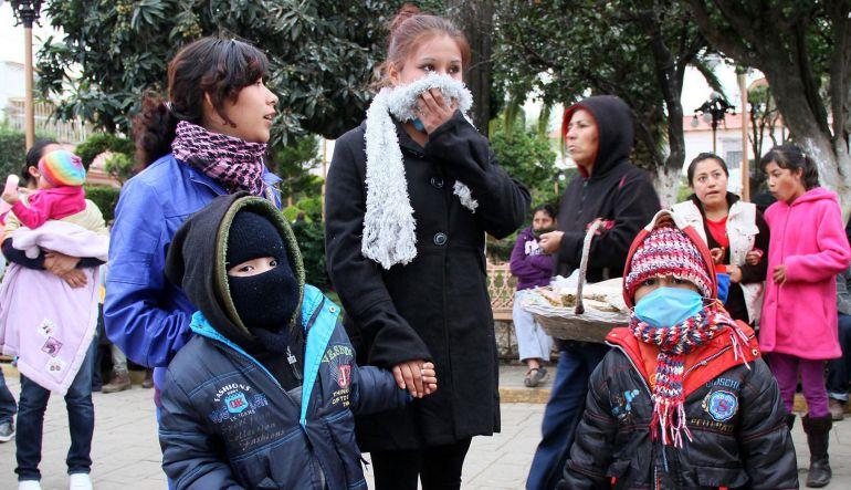 Clima hoy,12 diciembre 2017: Prevén temperaturas mínimas menores a -5°C con heladas en al menos 8 entidades del país
