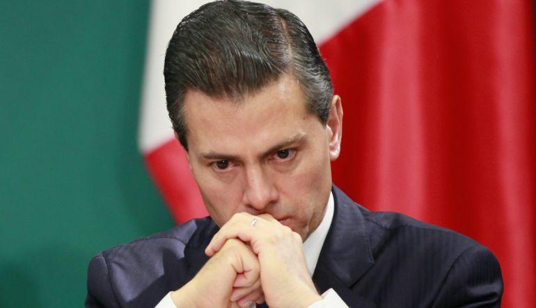 """Enrique Peña Nieto ha """"volvido"""" a equivocarse"""