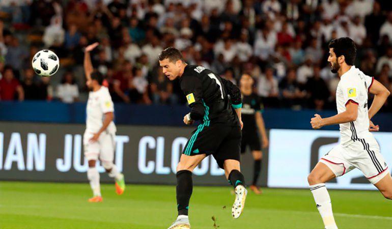 Mundial de Clubes: Al Jazira vs Real Madrid (1-2): Mundial de Clubes, semifinal 2017