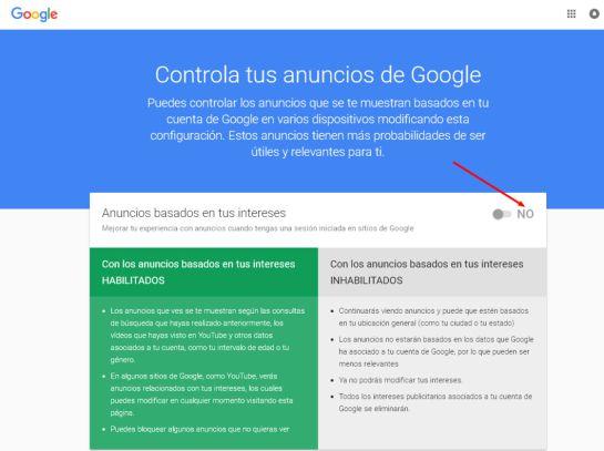Google: ¿Cómo eliminar la información que Google tiene sobre ti?