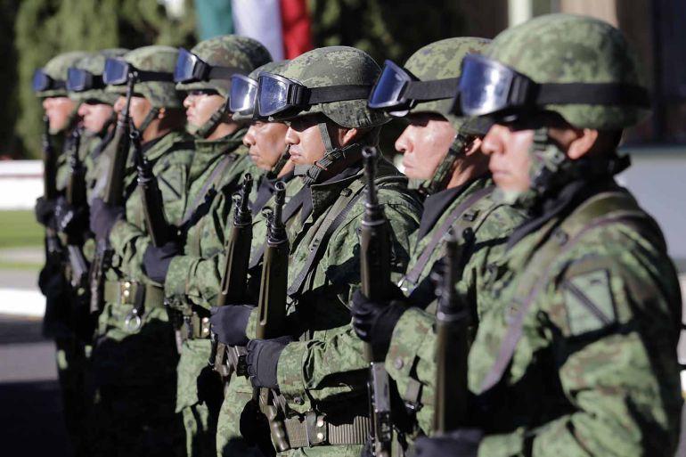 Ley de seguirdad interior: Entérate... El Senado de la República discute la Ley de Seguridad Interior