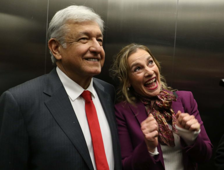 Andrés Manuel López Obrador, elecciones 2018: Arranca Andrés Manuel López Obrador precampaña