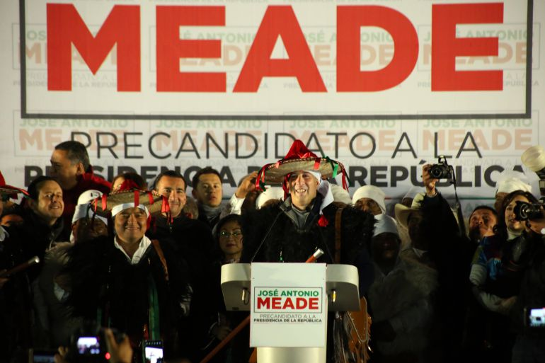 Arranca José Antonio Meade precampaña