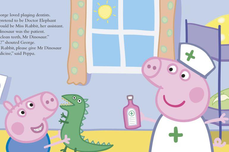 Peppa Pig: Peppa Pig, enemiga número uno de los médicos