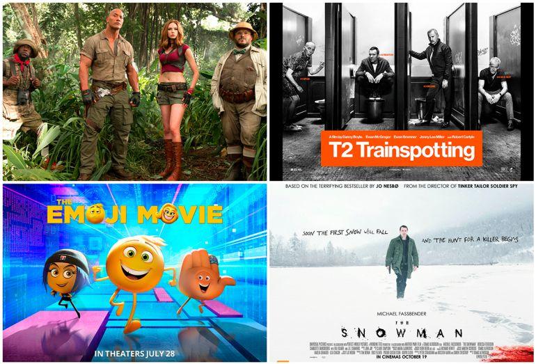 cine: Las 10 peores películas de 2017, según Variety