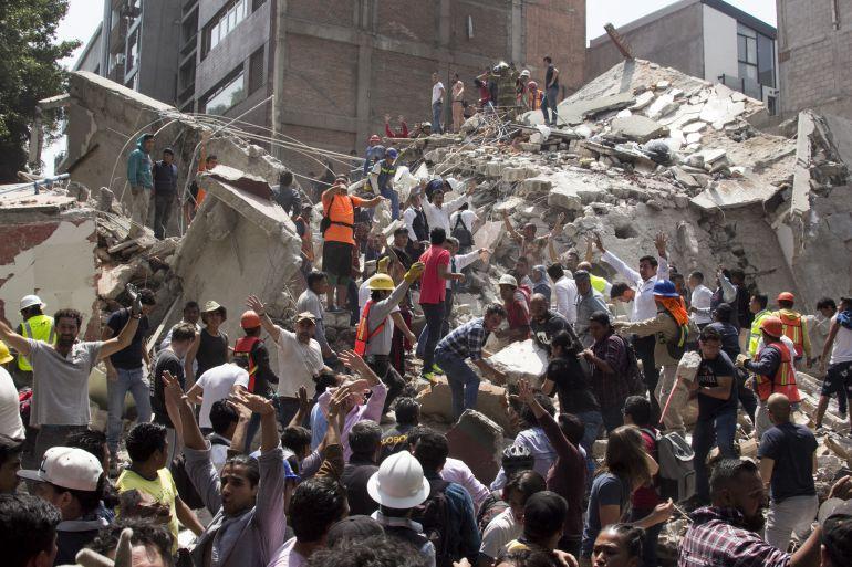 sucesos, 2017, México: Hechos que marcaron a México en 2017