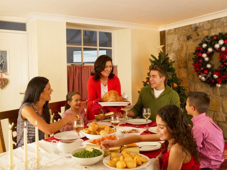 ¿Discusiones en la cena de Navidad? El ABC para llevar la fiesta en paz