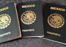 Incremento costo pasaporte en 2018