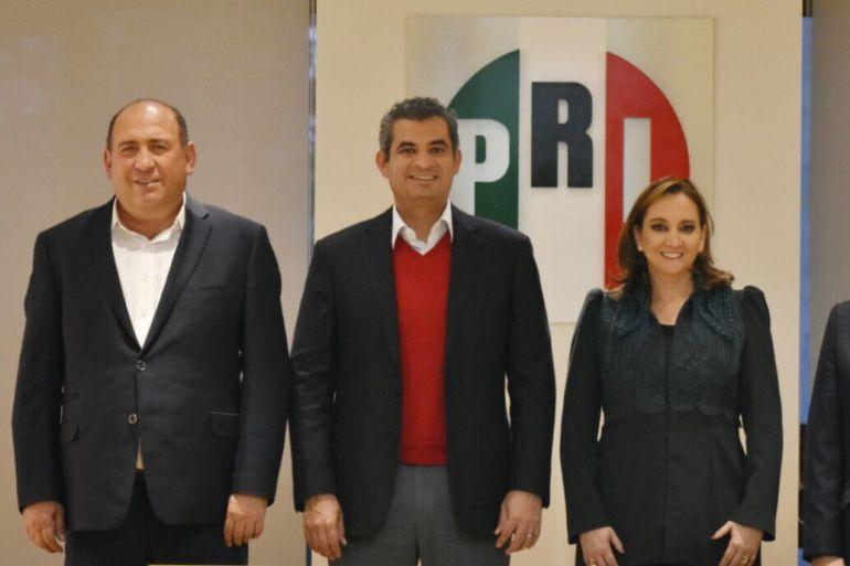 Ochoa Reza PRI PAN Medios: Ochoa Reza reprocha criticas del PAN contra los medios