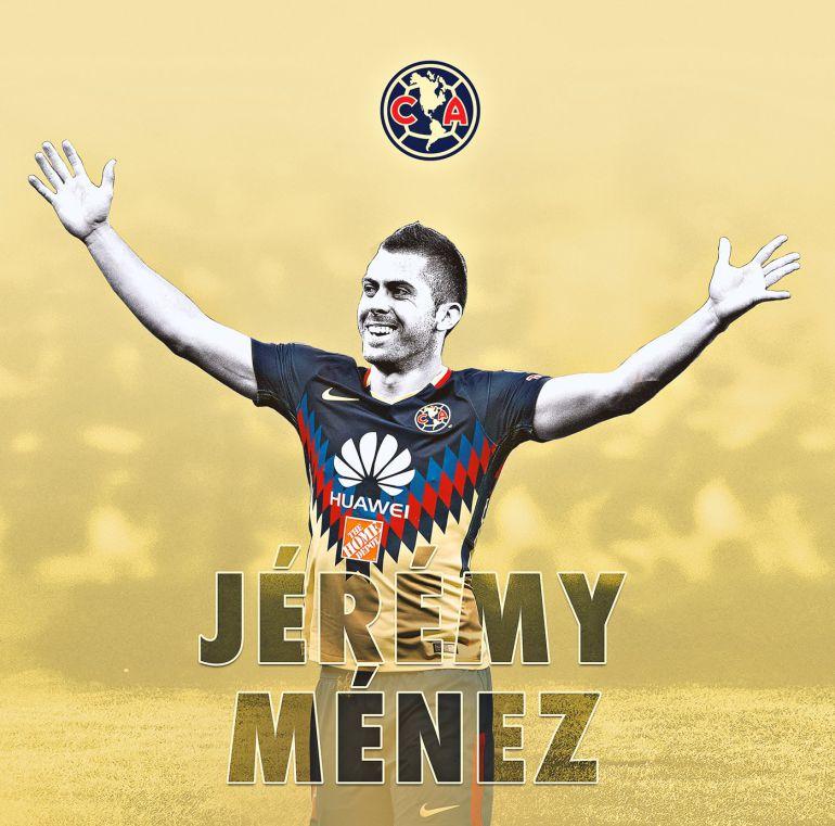 Jéremy Ménez es el regalo de Reyes del América