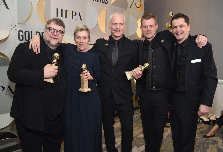 Golden Globes 2018, Globos de Oro 2018: Ganadores de los Globos de Oro