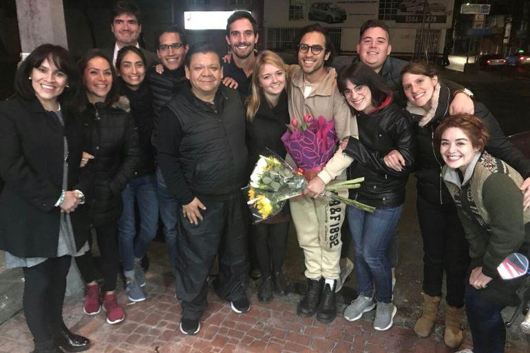 Axel Arenas, modelo argentina: La detención del actor no es un tropiezo de la PGJCDMX: Garrido