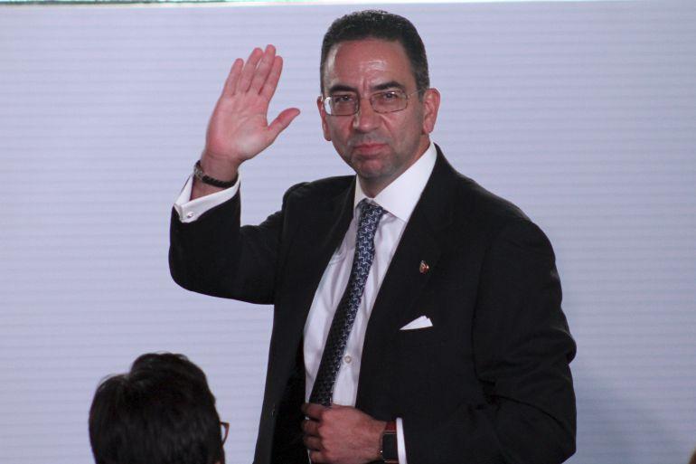 """Javier Lozano, Meade: """"Anaya es ambicioso y traidor, mala combinación"""": Lozano"""