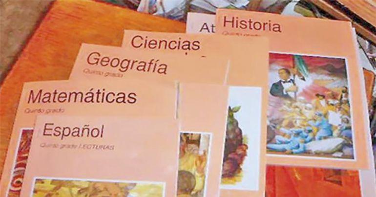Libros de Texto Gratuito de 1960 a 2011 están disponibles en la red