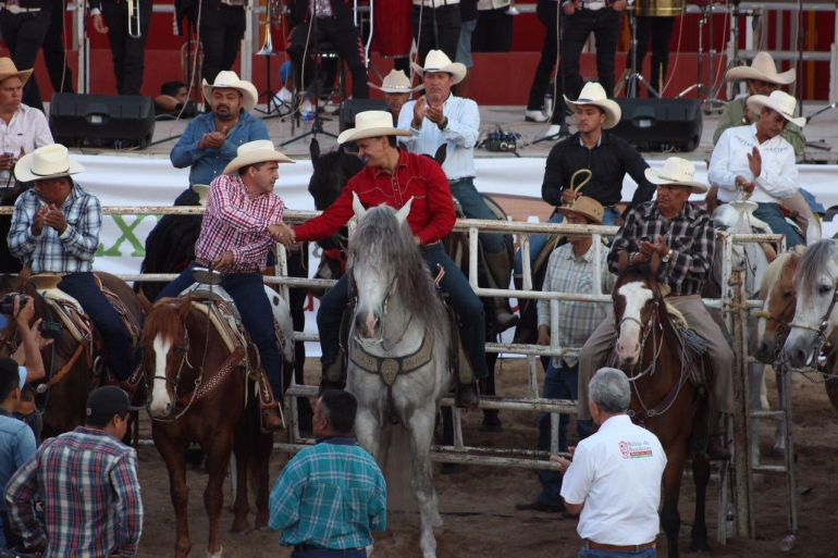 Roberto Sandoval, caballos: Exgobernador de Nayarit gastó millones en caballos