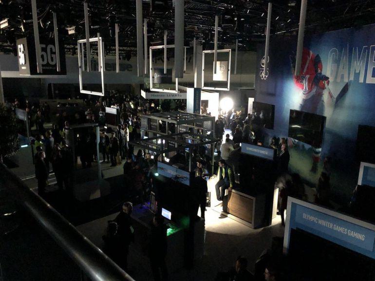 Tecnología, autos, pantallas, videojuegos,: CES se queda sin luz