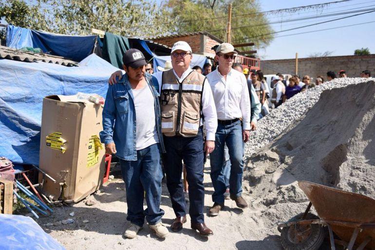 Sismo, 19S: Entrega Graco Ramírez casa reconstruida tras el 19S