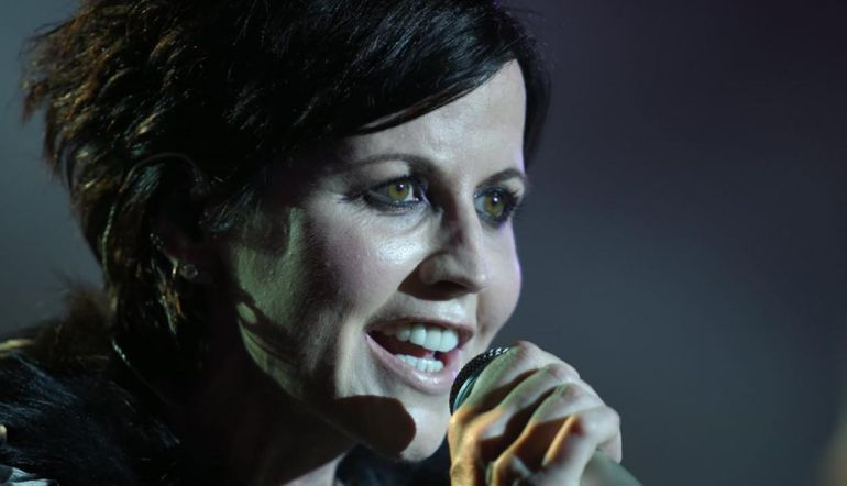 Dolores O'Riordan, The Cranberries, Zombie: Adiós Dolores O'Riordan. Fallece vocalista de The Cranberries