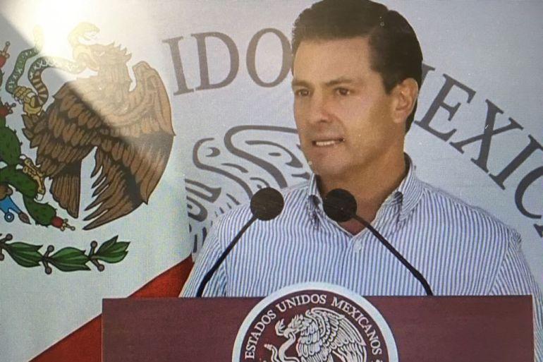 EPN Amnistía Delincuentes: Ni perdón ni olvido a delincuentes: EPN