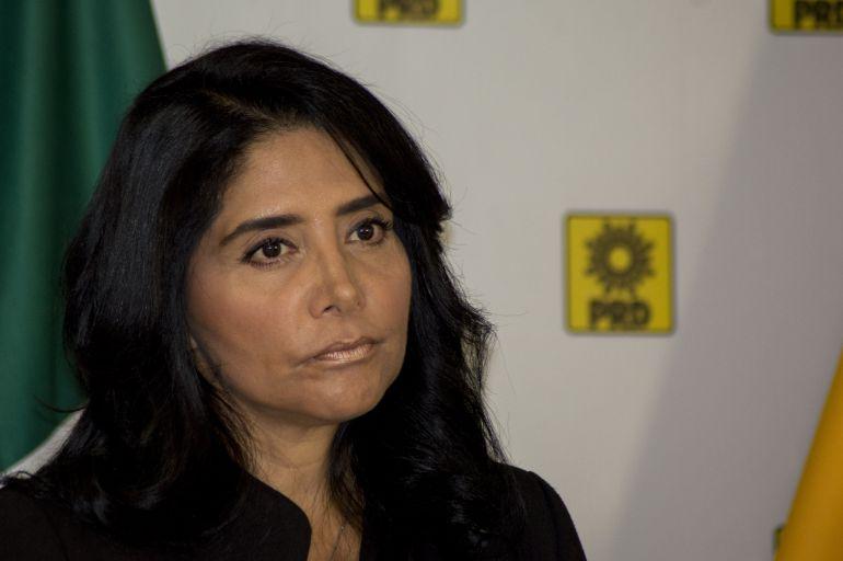 Barrales, candidata, PRD, CDMX: Sheinbaum, de la vieja escuela: Alejandra Barrales