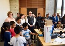 Inauguran Centro de Desarrollo Comunitario en Morelos