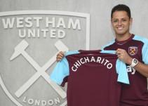 'CHICHARITO' podría dejar al West Ham