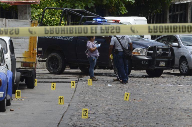 2017, año más violento en México en dos décadas