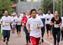 Menos de la mitad de mexicanos hace ejercicio: Inegi
