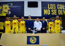 El Club América presenta oficialmente a sus refuerzos